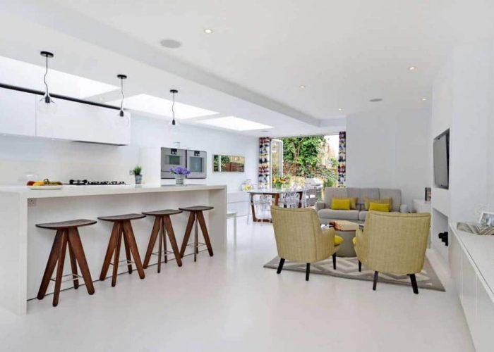 Hampstead AV system install and lighting control