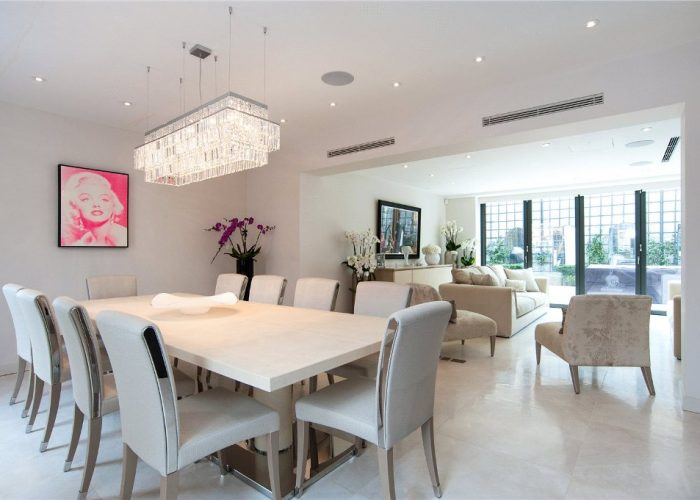 Smart Home St Johns Wood North London5